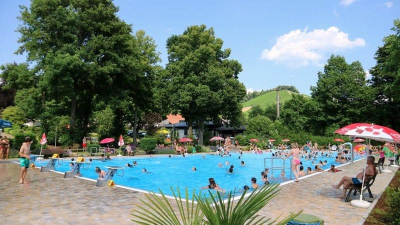 Freibad in Durbach
