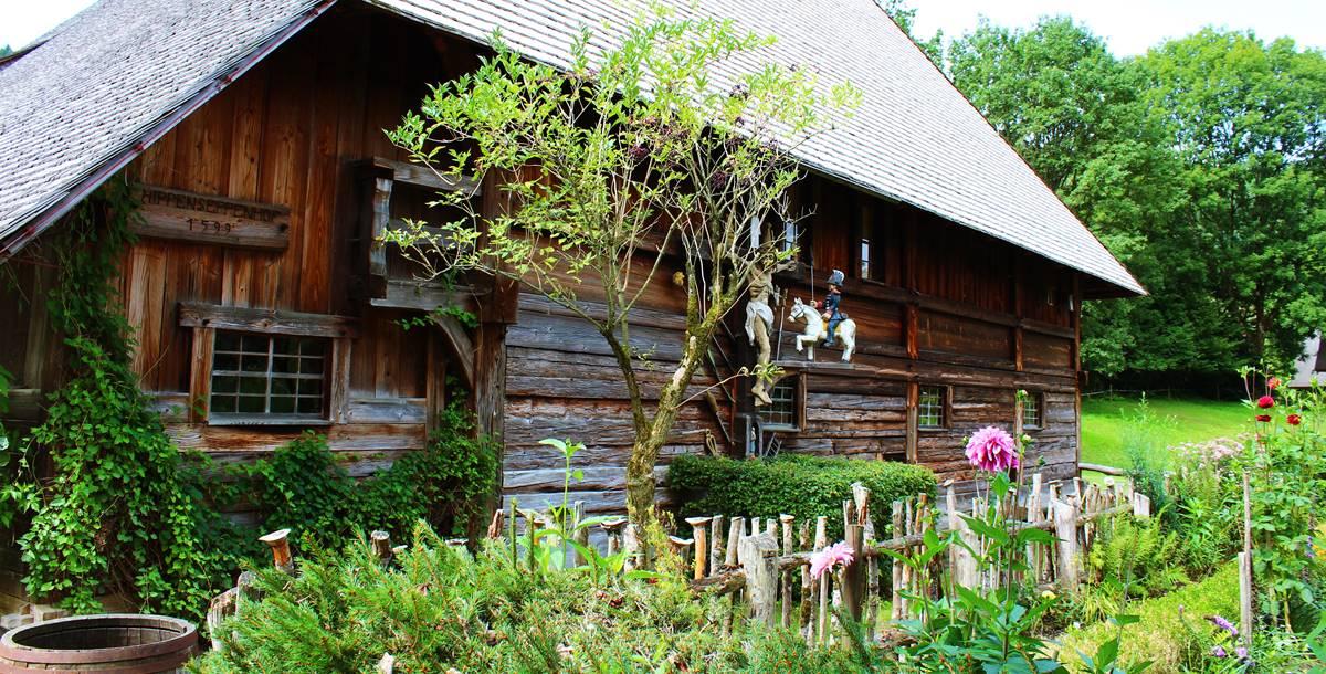 Freilichtmuseum Vogtsbauernhof in Gutach