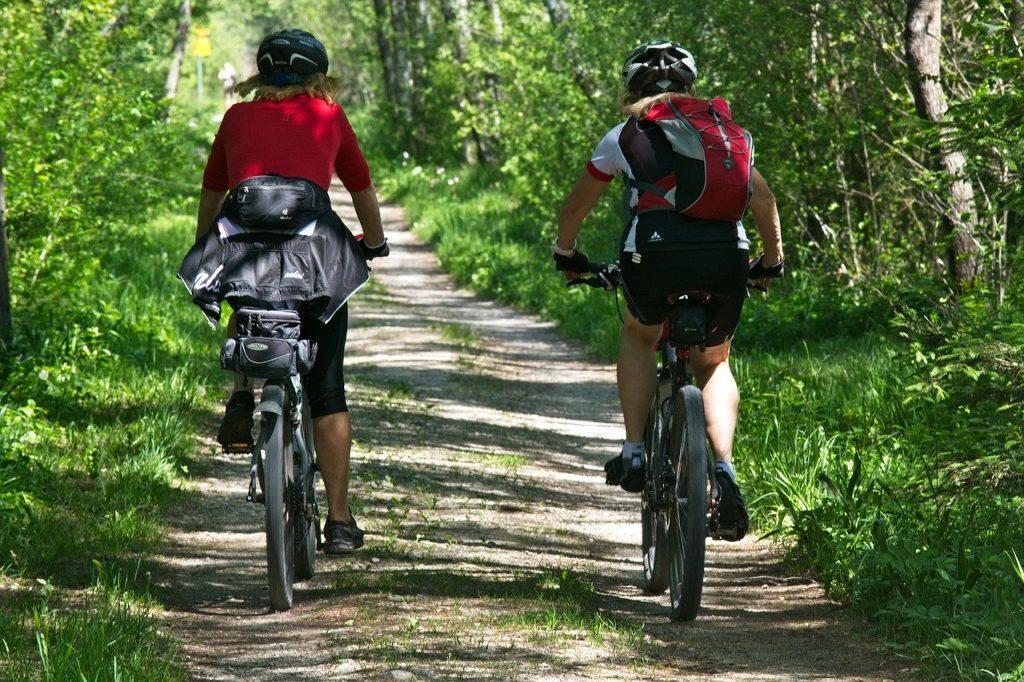 Rad fahren in Durbach