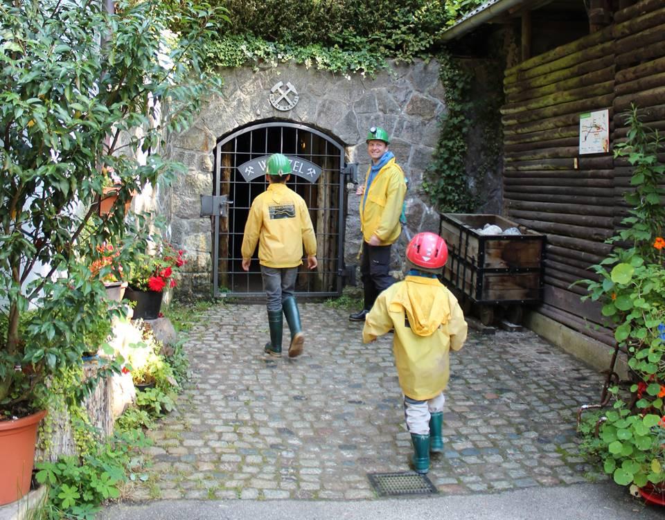 Grube Wenzel Besucherbergwerk in Wolfach